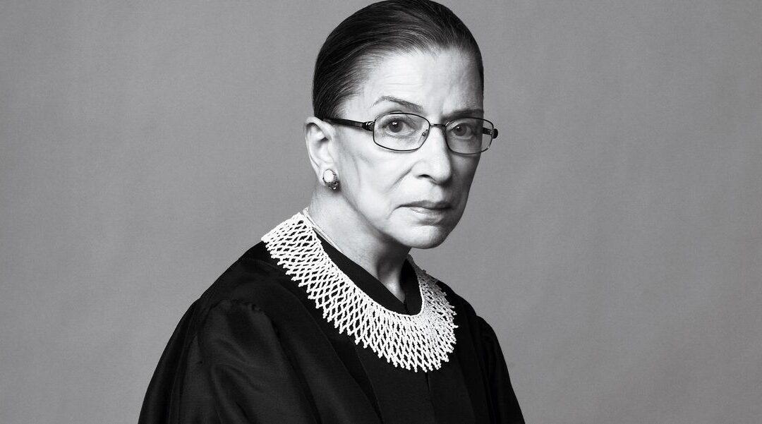 Justice Ruth Bader Ginsberg – 1933-2020