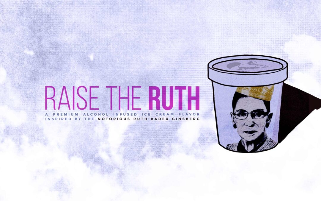 Raise The Ruth – A Limited Edition Collaboration with The Boozy Moo!